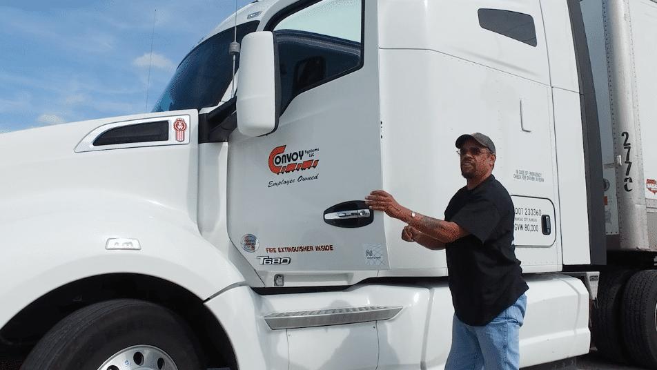 trucker employee