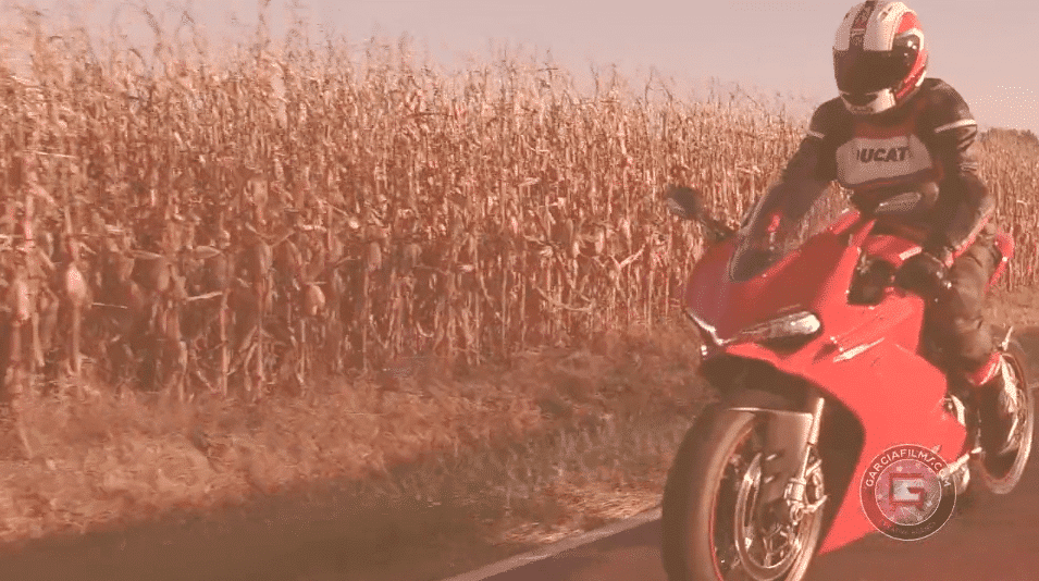 video production ducati