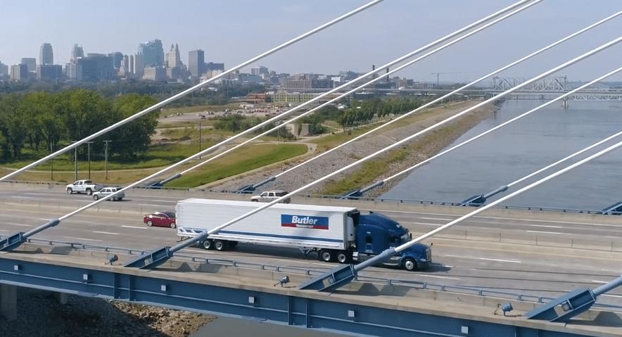 transportation video shot