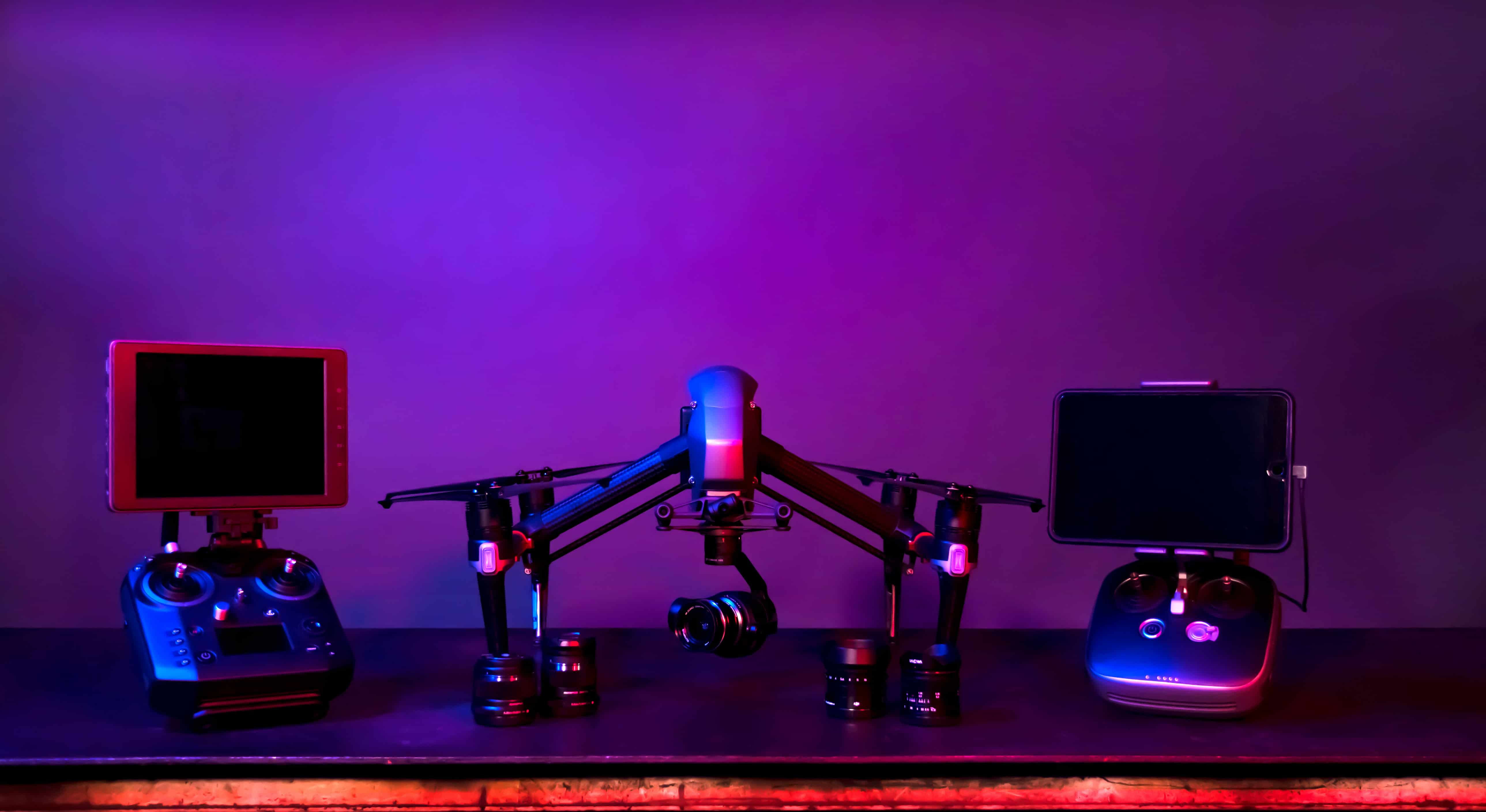 Drone Model Inspire 2