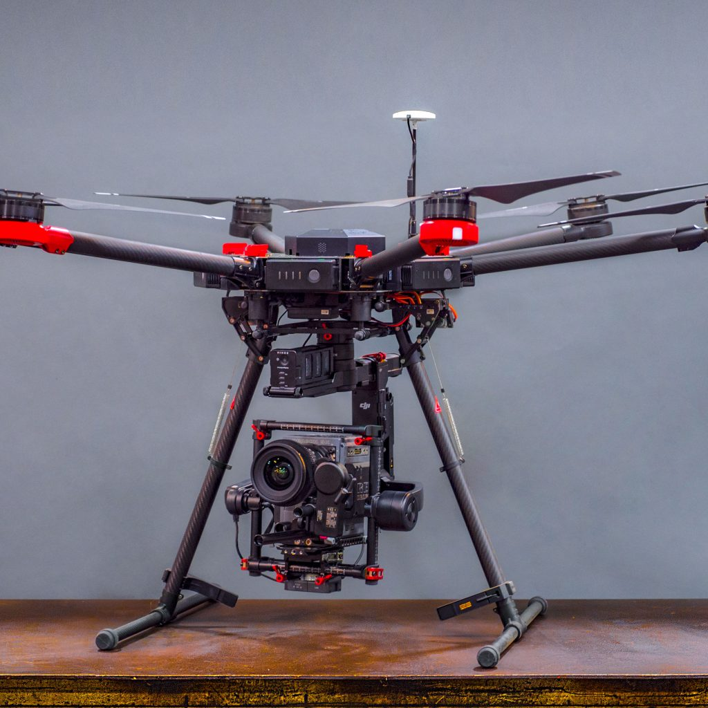 Drone Technology for Aerial Photography