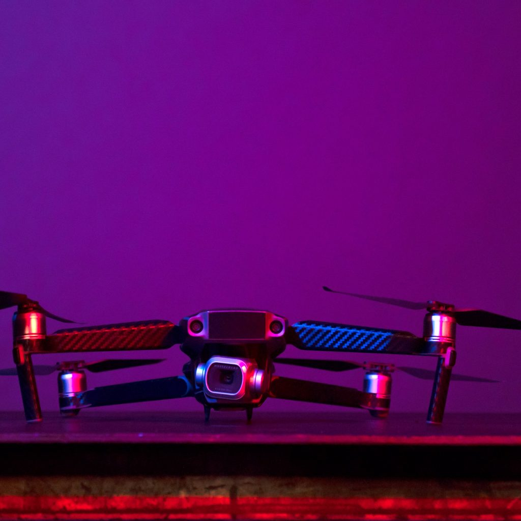 mavic pro drone model